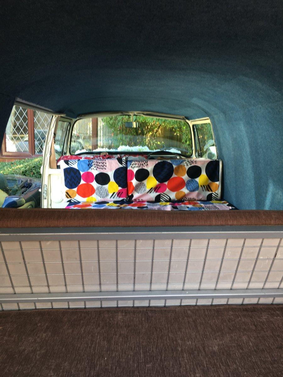 Vw camper panel van 1969 For Sale (picture 6 of 6)