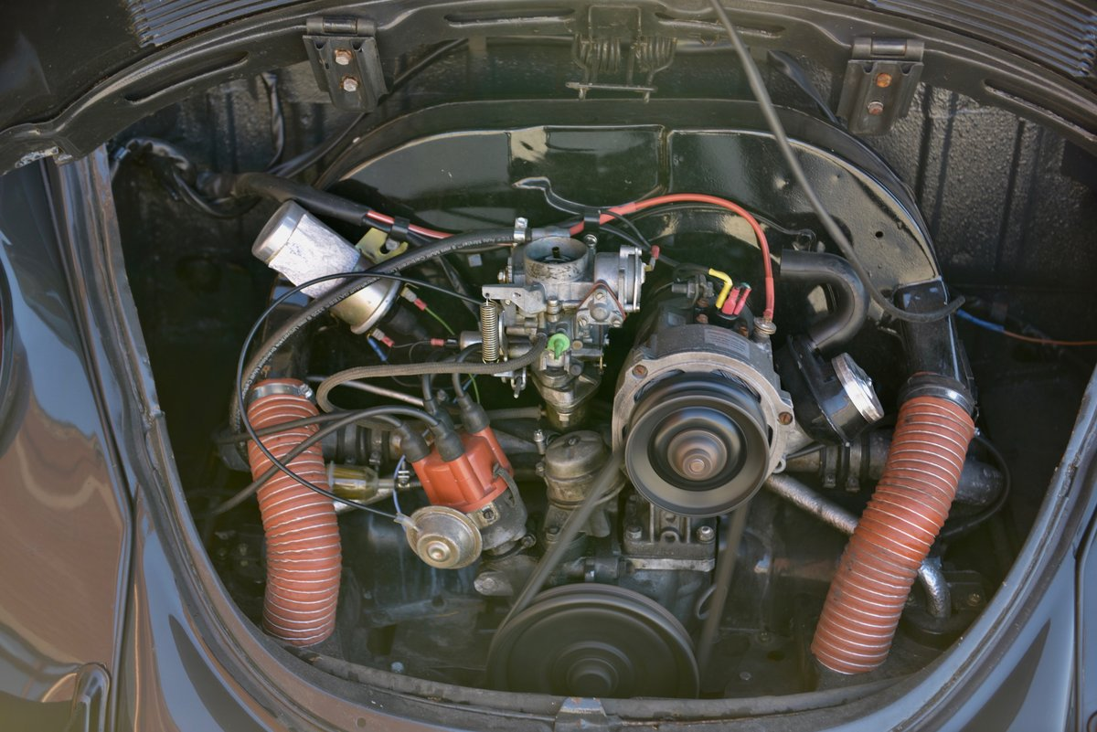 1972 VW Beetle 1303 Convertible For Sale (picture 6 of 6)