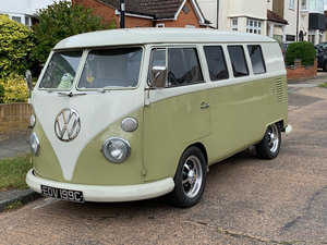 1965 LHD Split Screen Camper