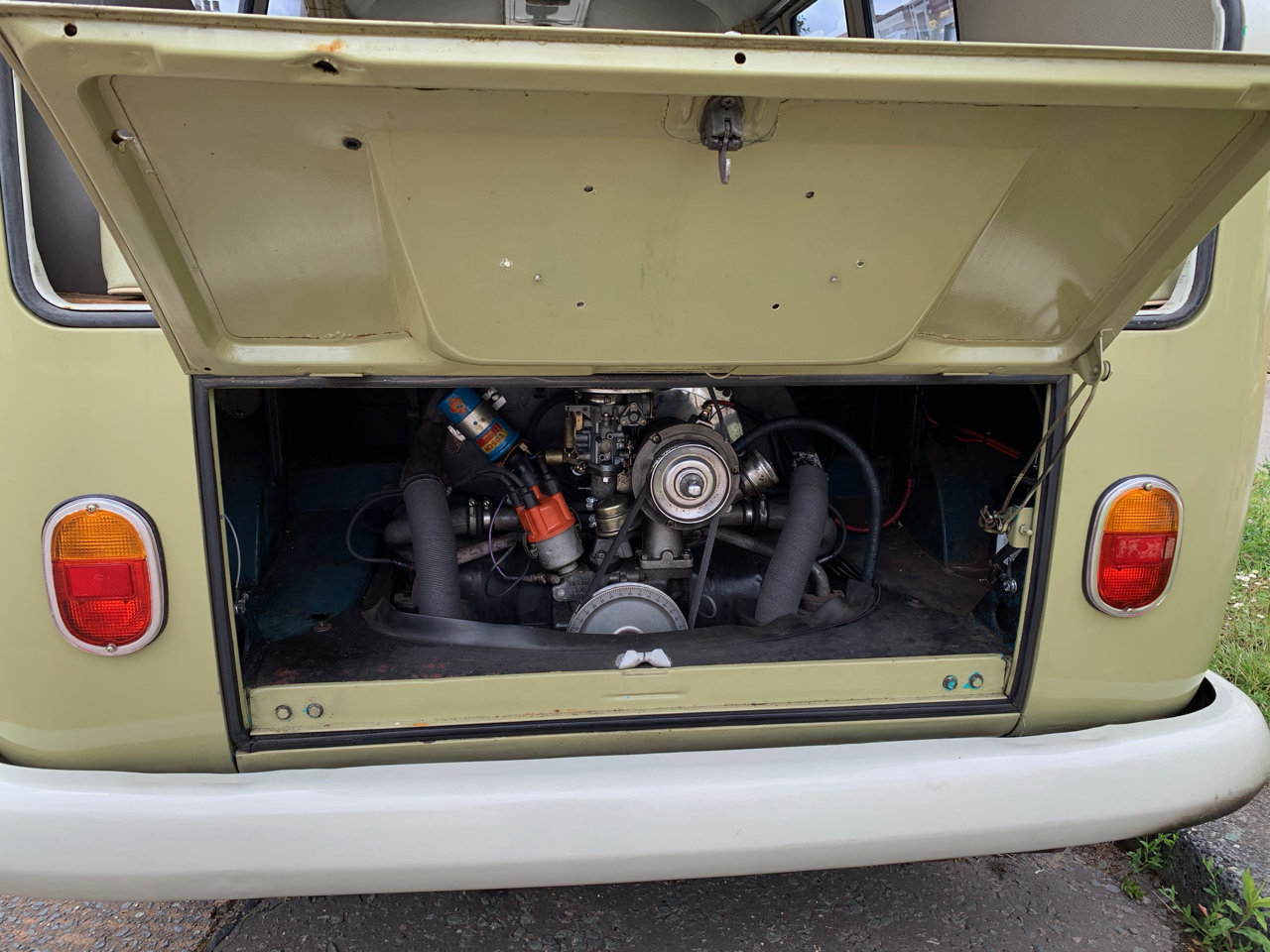 1965 LHD Split Screen Camper For Sale (picture 3 of 6)