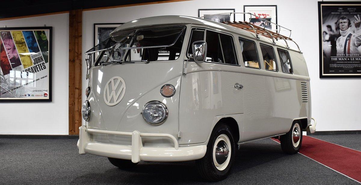 1967 1966 Volkswagen Split Screen Camper T2 For Sale (picture 1 of 6)