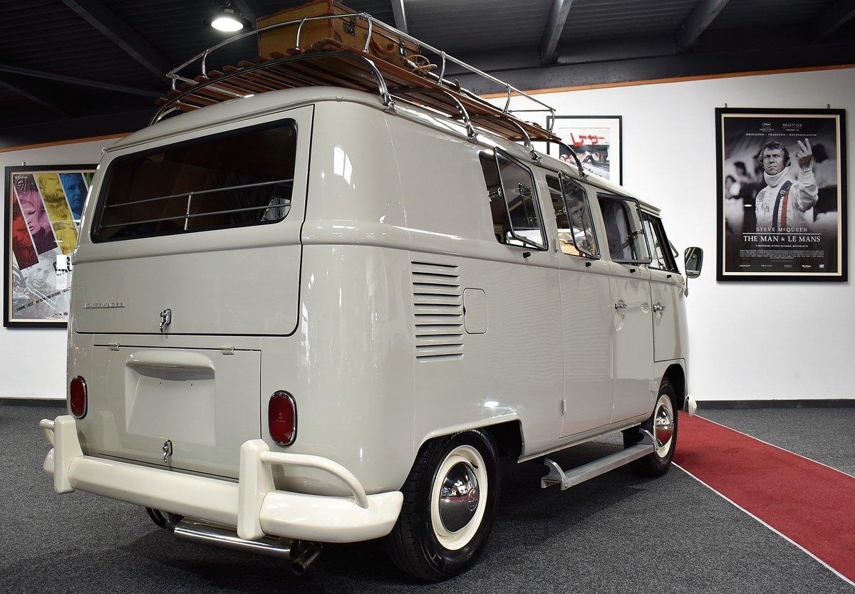 1967 1966 Volkswagen Split Screen Camper T2 For Sale (picture 3 of 6)