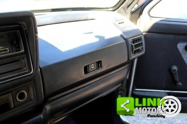 1980 Volkswagen 1.5 Golf Cabrio 1° serie Karmann 3 porte For Sale (picture 3 of 6)