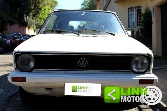 1980 Volkswagen 1.5 Golf Cabrio 1° serie Karmann 3 porte For Sale (picture 5 of 6)