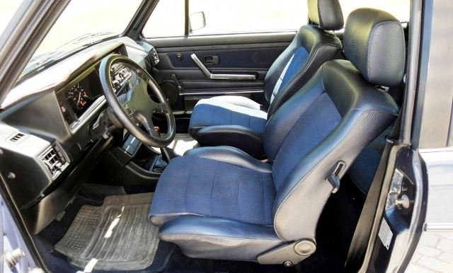 Volkswagen Golf Cabriolet - 1985 For Sale (picture 4 of 6)