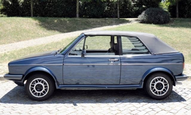 Volkswagen Golf Cabriolet - 1985 For Sale (picture 2 of 6)