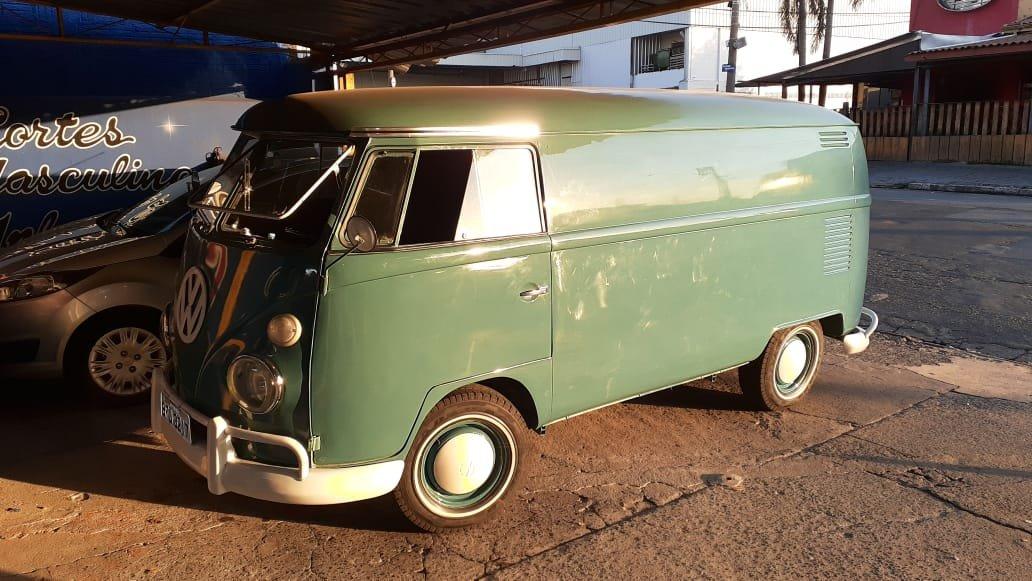 Volkswagen T1 Splitwindow Panel Van '1973 For Sale (picture 1 of 6)