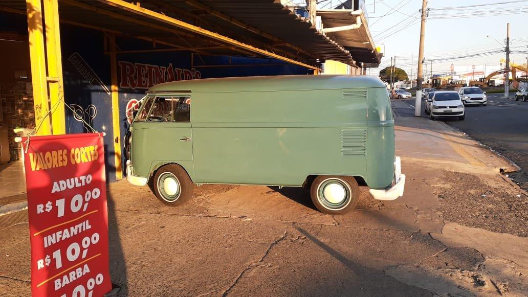 Volkswagen T1 Splitwindow Panel Van '1973 For Sale (picture 2 of 6)