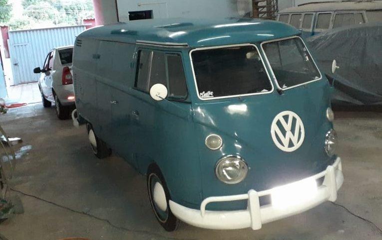 Volkswagen T1 Splitwindow Panel Van '1973 For Sale (picture 3 of 6)