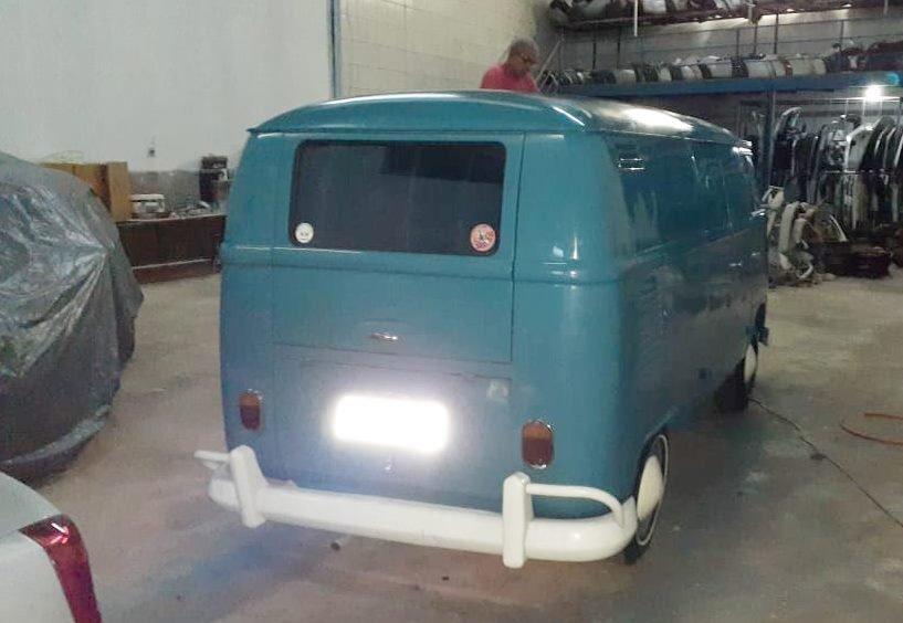 Volkswagen T1 Splitwindow Panel Van '1973 For Sale (picture 4 of 6)