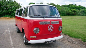 1972 VW T2 Early Bay  For Sale