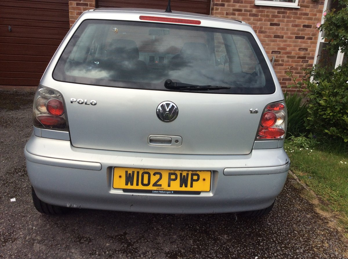 VW Polo S Year 2000 10 months MOT For Sale (picture 1 of 3)