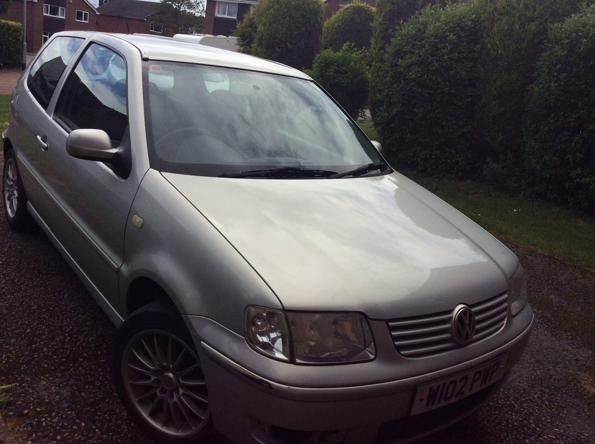 VW Polo S Year 2000 10 months MOT For Sale (picture 2 of 3)