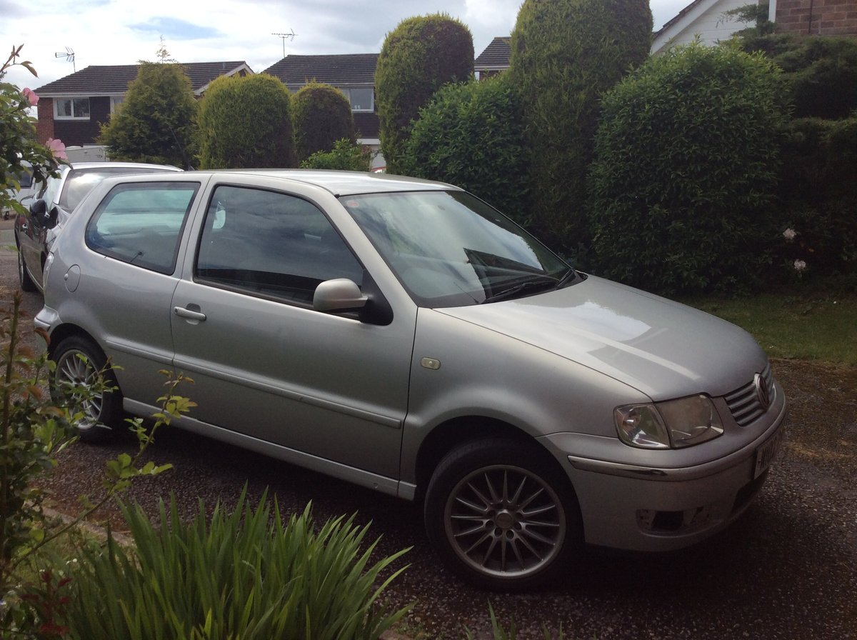 VW Polo S Year 2000 10 months MOT For Sale (picture 3 of 3)
