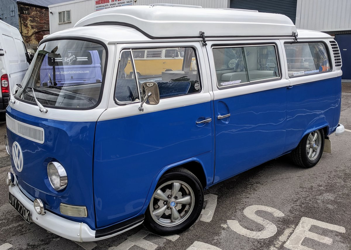1972 VW T2 DORMOBILE CAMPERVAN - PRICE REDUCED For Sale (picture 2 of 6)