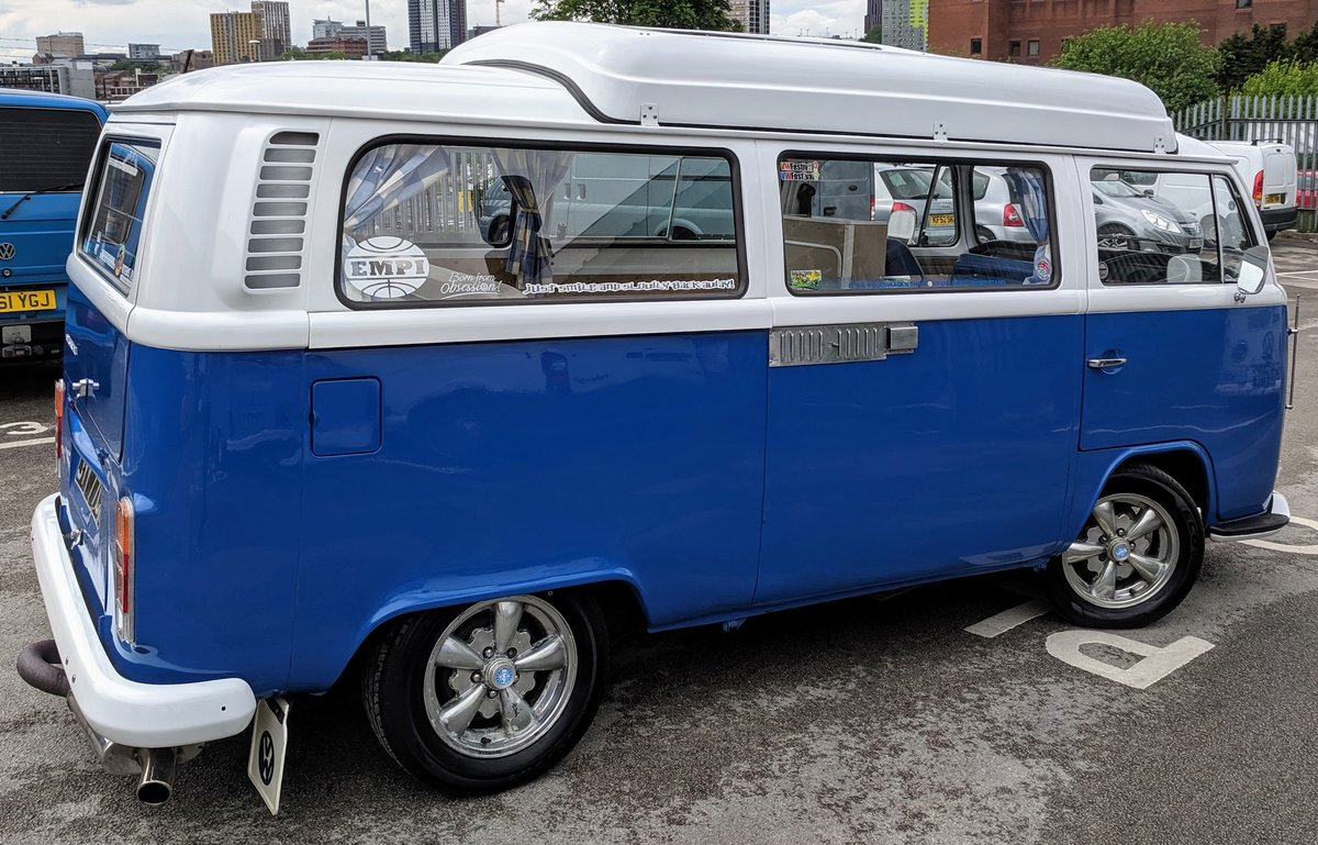 1972 VW T2 DORMOBILE CAMPERVAN - PRICE REDUCED For Sale (picture 3 of 6)