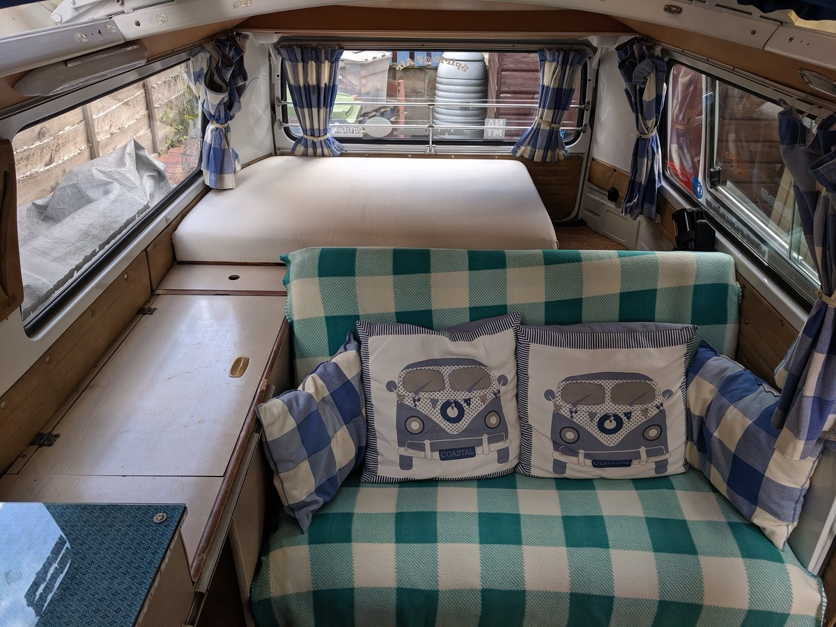 1972 VW T2 DORMOBILE CAMPERVAN - PRICE REDUCED For Sale (picture 5 of 6)