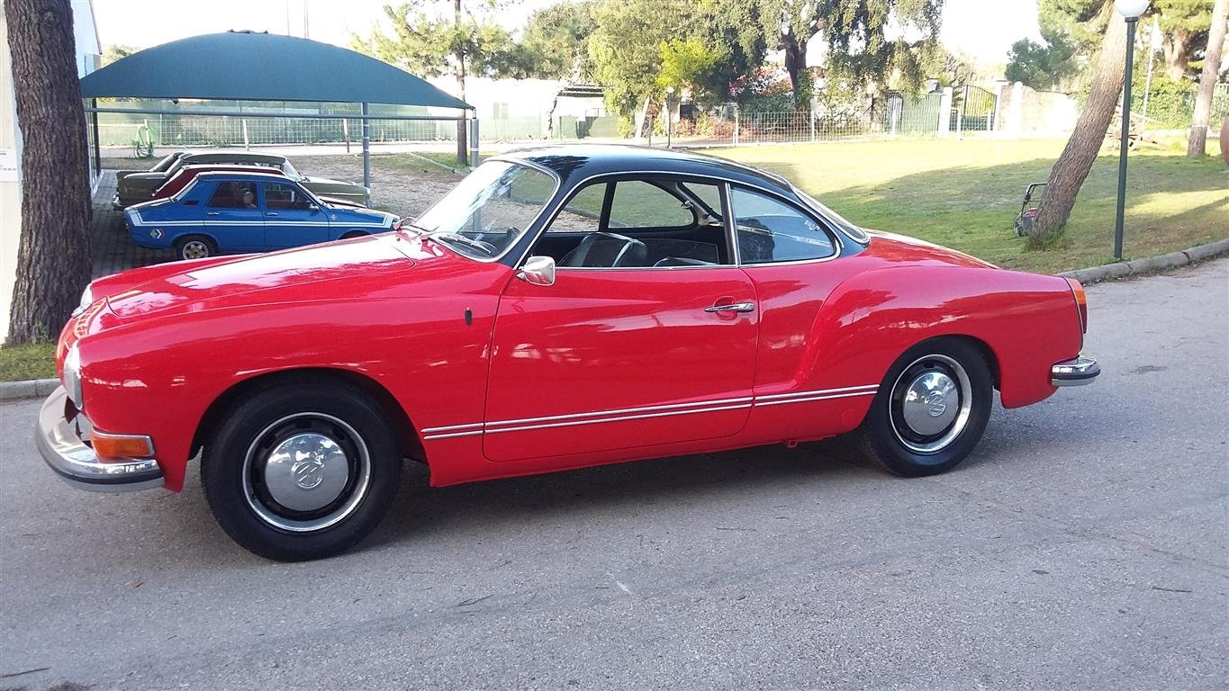 1971 VW Karmann Ghia coupê For Sale (picture 2 of 6)