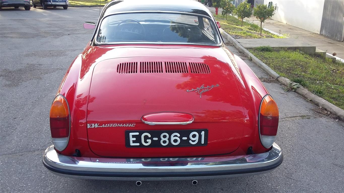 1971 VW Karmann Ghia coupê For Sale (picture 6 of 6)