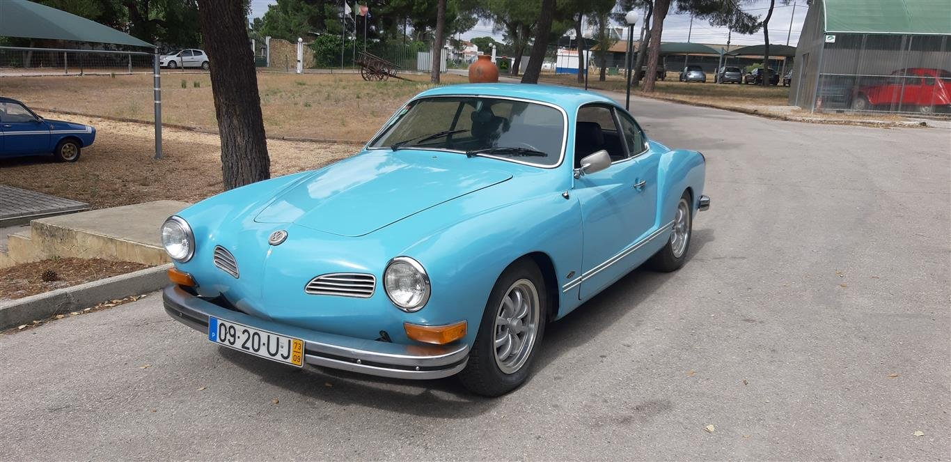 1971 VW Karmann Ghia coupê For Sale (picture 1 of 6)