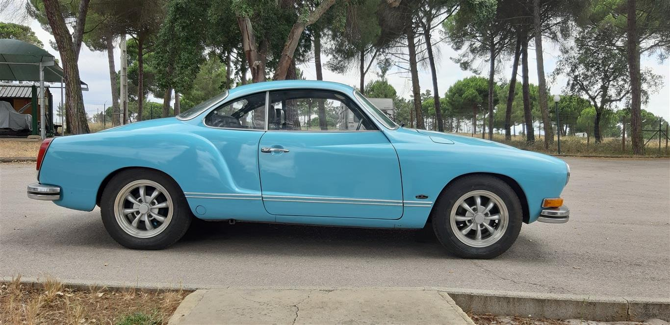1971 VW Karmann Ghia coupê For Sale (picture 4 of 6)