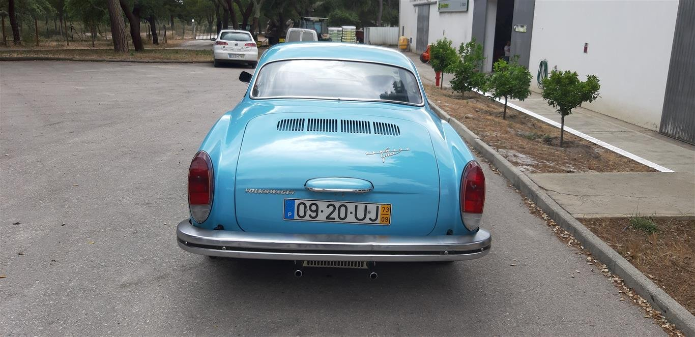 1971 VW Karmann Ghia coupê For Sale (picture 3 of 6)