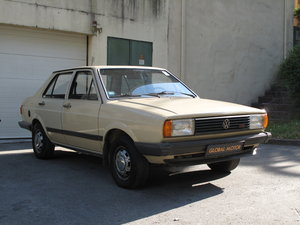 1985 Volkswagen Amazon 1.6