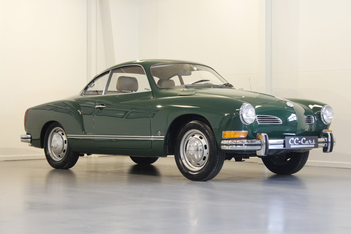 1972 Volkswagen Karmann Ghia 1.6 Coupé For Sale (picture 1 of 6)