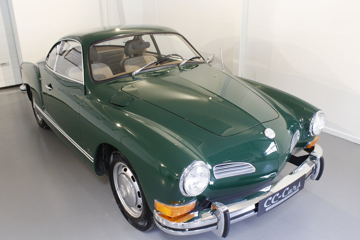 1972 Volkswagen Karmann Ghia 1.6 Coupé For Sale (picture 3 of 6)