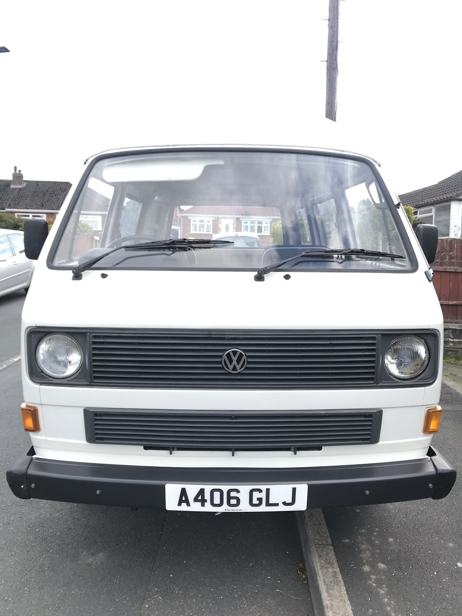 1983 VW Type 25 Campervan, Stunning, 88k For Sale (picture 3 of 6)