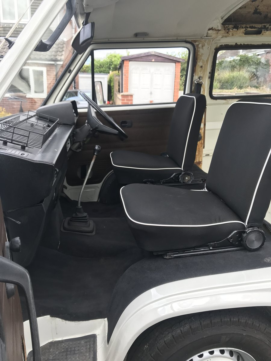1983 VW Type 25 Campervan, Stunning, 88k For Sale (picture 5 of 6)