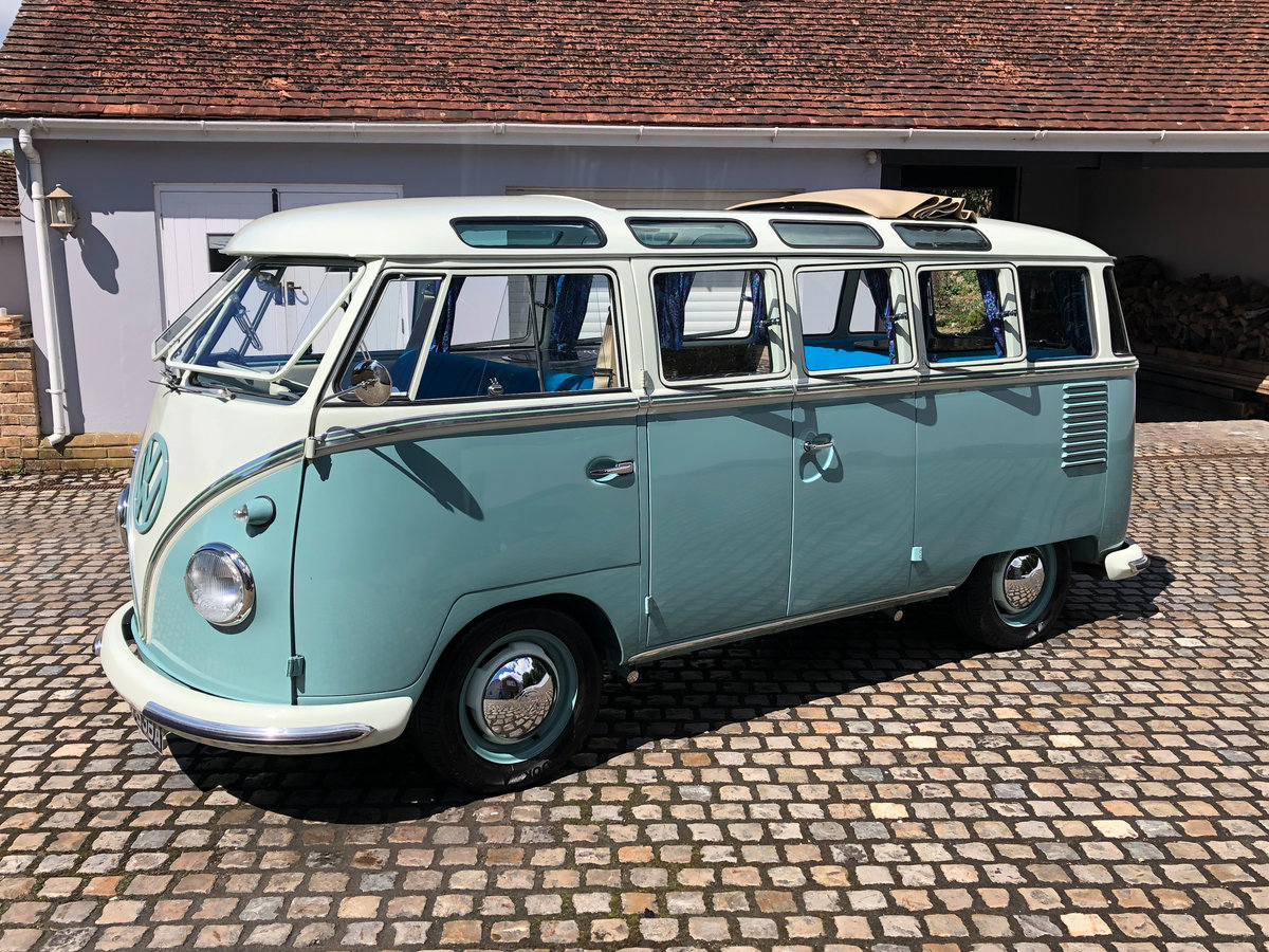 1963 RHD 23 Window Samba - Superb Condition For Sale (picture 1 of 6)