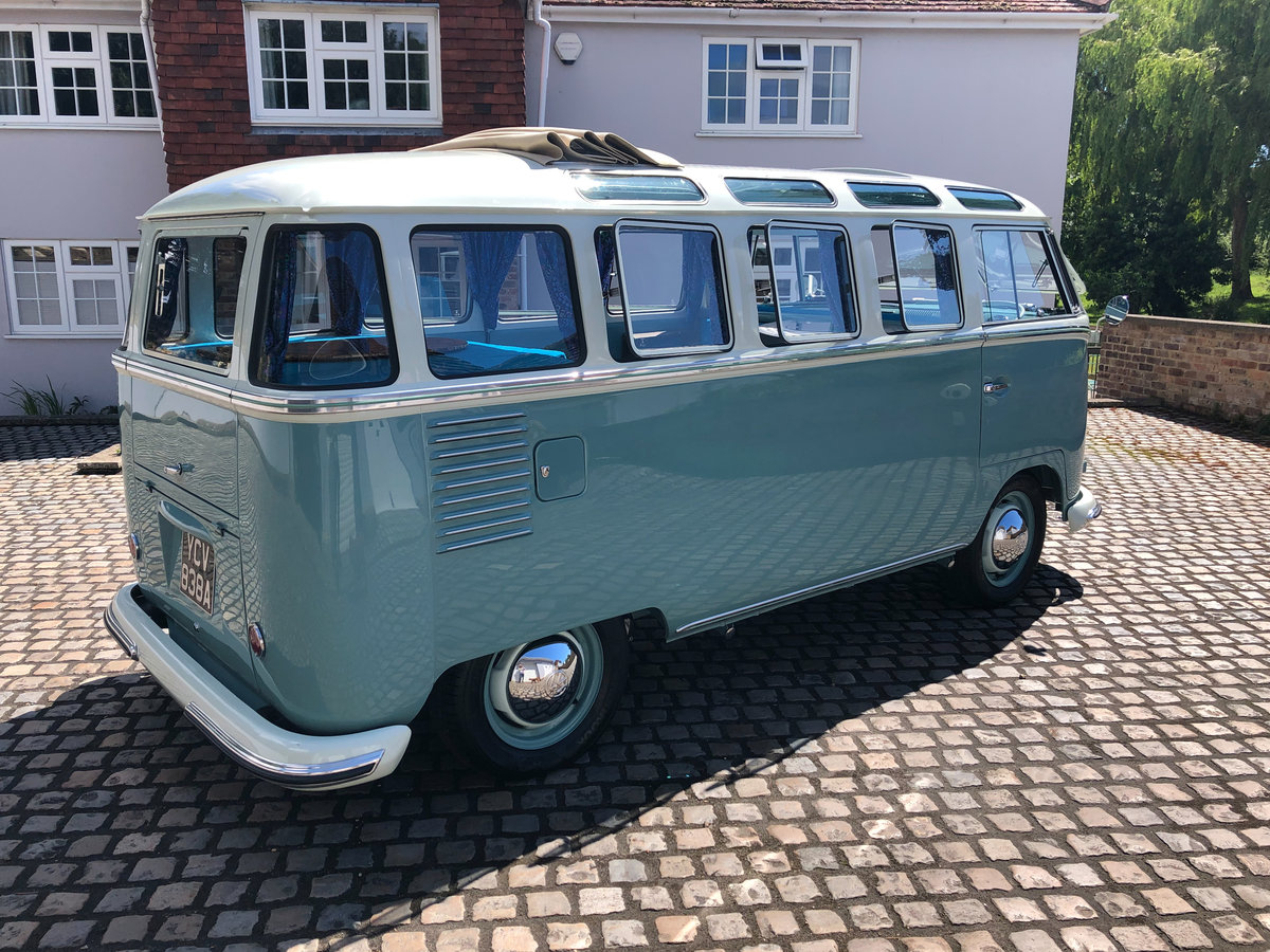 1963 RHD 23 Window Samba - Superb Condition For Sale (picture 2 of 6)