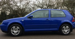 2001 Original golf gti low milage full service history For Sale