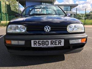1997 VW Golf Cabriolet For Sale