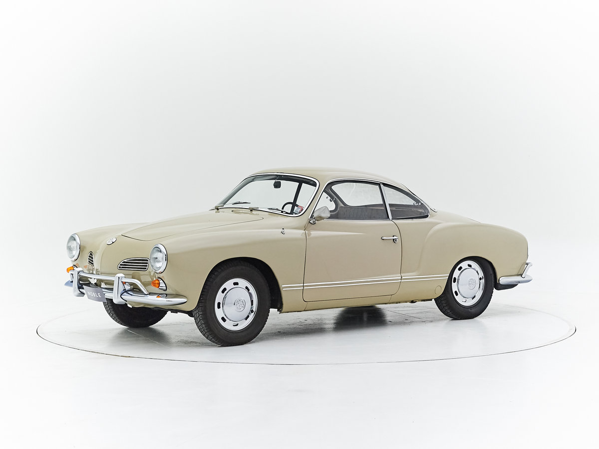 1966 VOLKSWAGEN KARMANN GHIA TYPE 14 For Sale by Auction (picture 1 of 6)