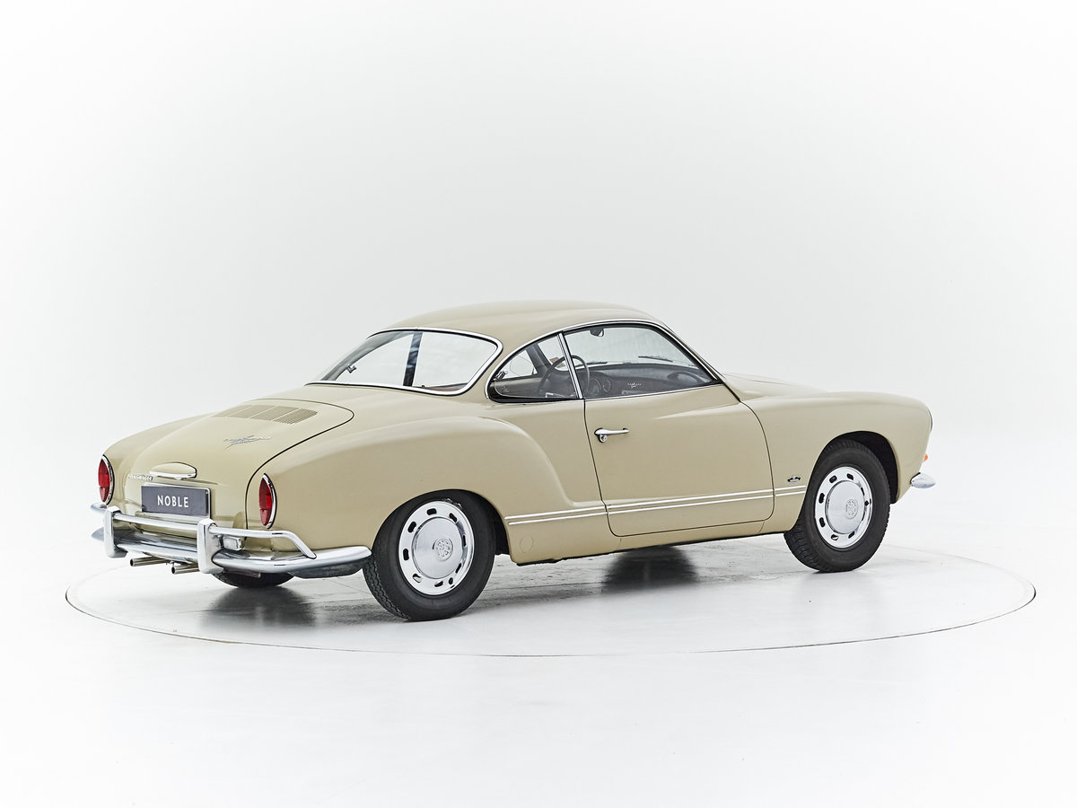 1966 VOLKSWAGEN KARMANN GHIA TYPE 14 For Sale by Auction (picture 2 of 6)