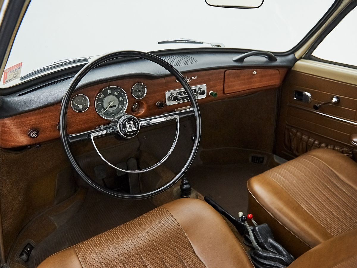 1966 VOLKSWAGEN KARMANN GHIA TYPE 14 For Sale by Auction (picture 4 of 6)