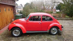 1973 Vw beetle 1300 tax and mot exempt For Sale