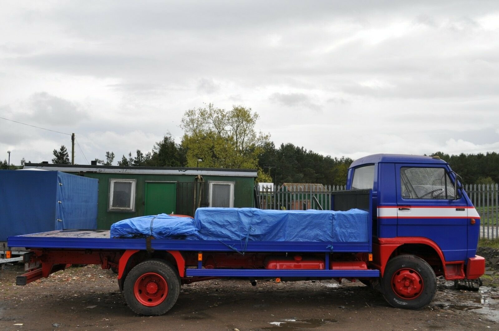 1988 MAN VW TRUCK 6.9L 7.5 TON IN RUNNING ORDER For Sale (picture 2 of 6)
