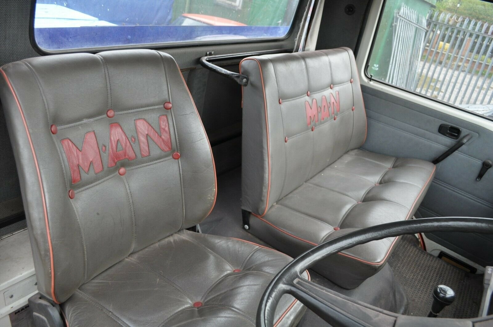 1988 MAN VW TRUCK 6.9L 7.5 TON IN RUNNING ORDER For Sale (picture 4 of 6)