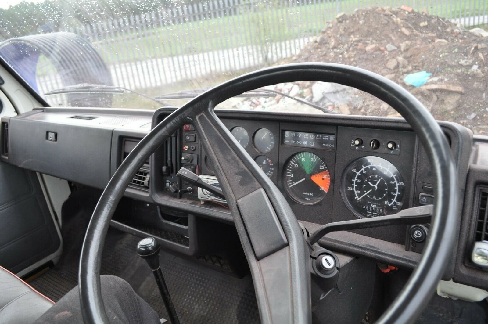 1988 MAN VW TRUCK 6.9L 7.5 TON IN RUNNING ORDER For Sale (picture 5 of 6)