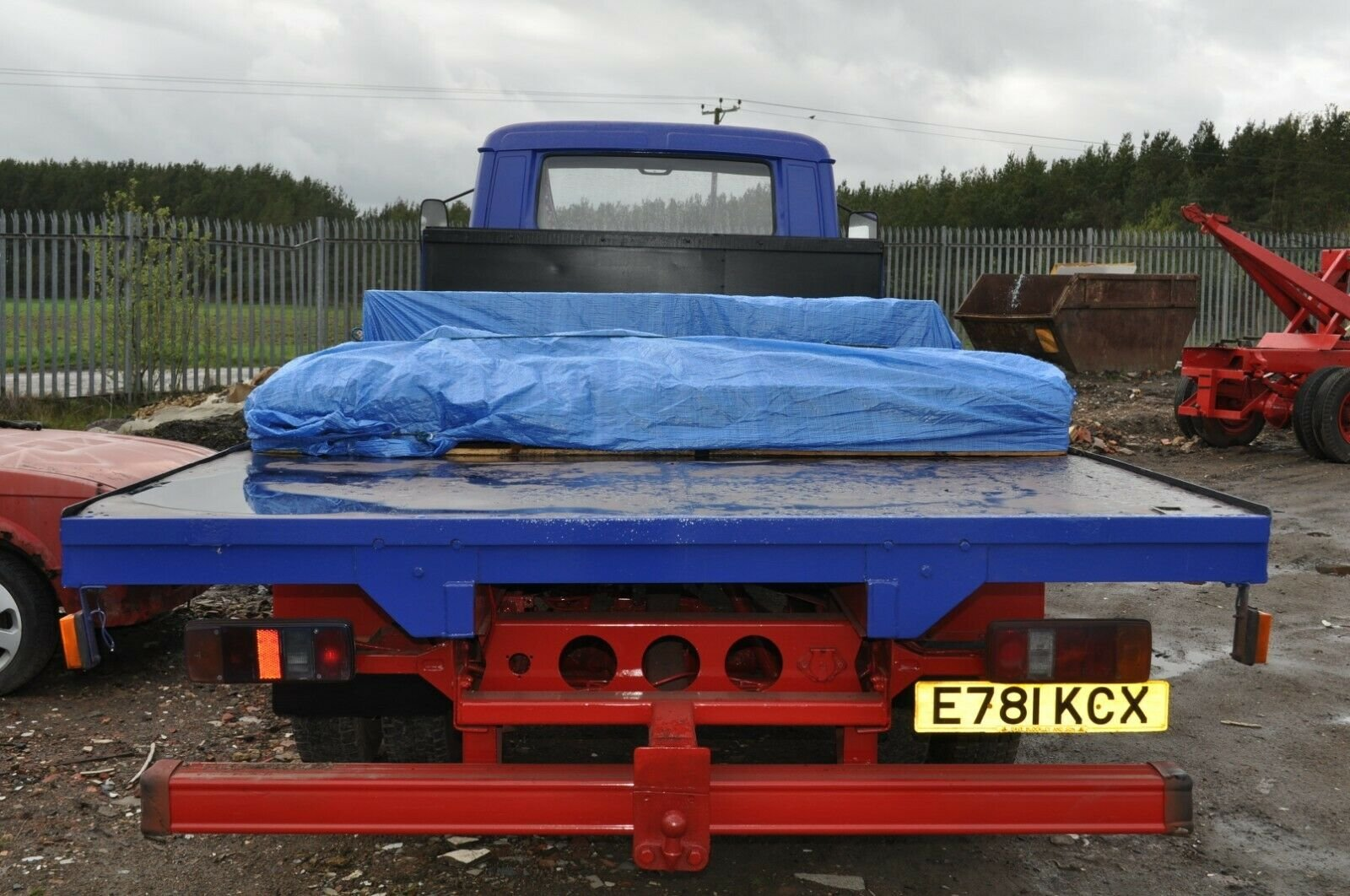 1988 MAN VW TRUCK 6.9L 7.5 TON IN RUNNING ORDER For Sale (picture 6 of 6)