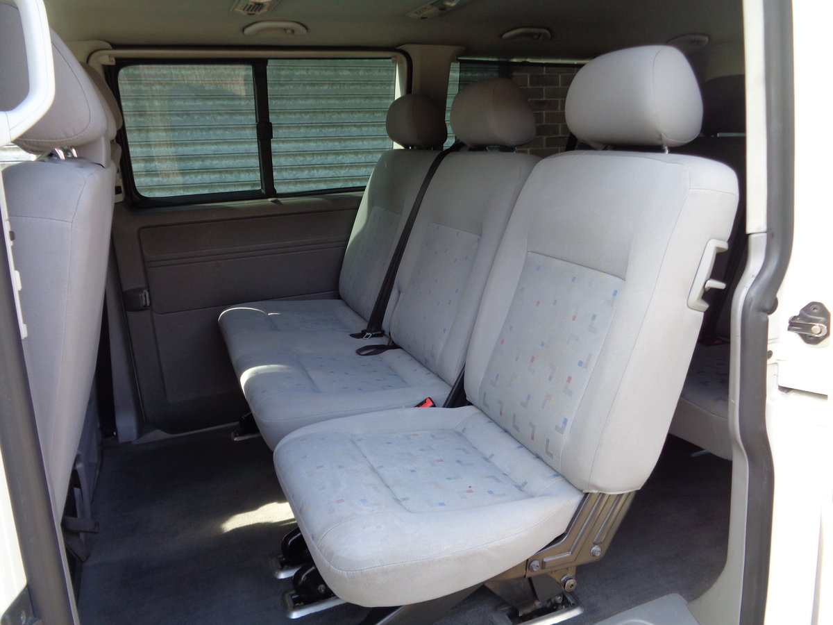 2006 Volkswagen shuttle 2.0 tdi | minibus | 9 seat | 06 For Sale (picture 5 of 6)