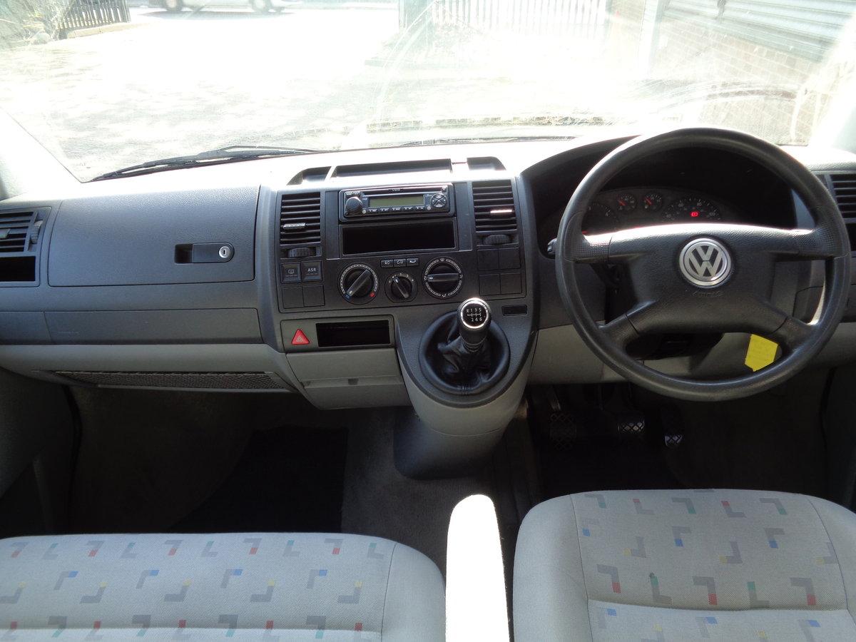 2006 Volkswagen shuttle 2.0 tdi | minibus | 9 seat | 06 For Sale (picture 6 of 6)