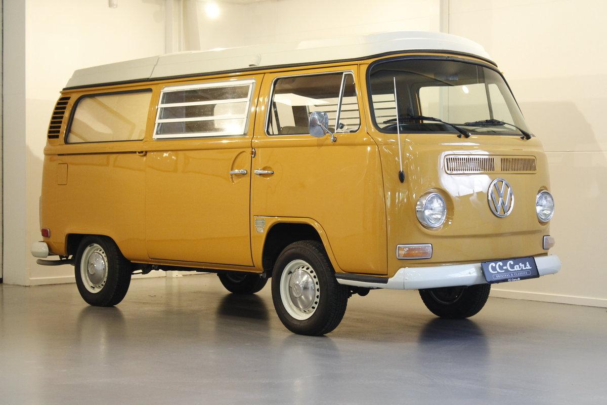 1972 Volkswagen T2 2.0 Westfalia Camper  For Sale (picture 1 of 6)