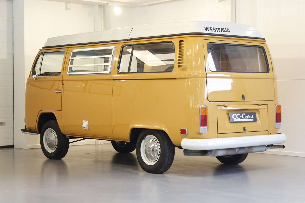 1972 Volkswagen T2 2.0 Westfalia Camper  For Sale (picture 2 of 6)