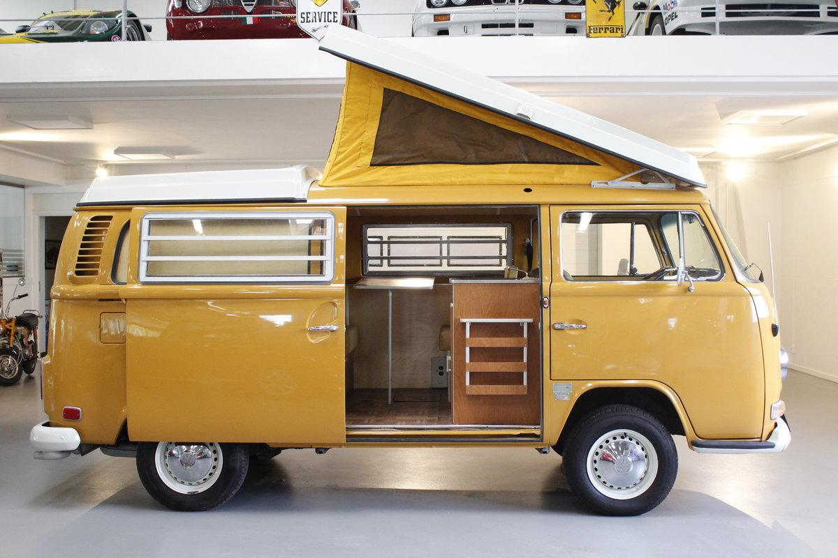 1972 Volkswagen T2 2.0 Westfalia Camper  For Sale (picture 3 of 6)