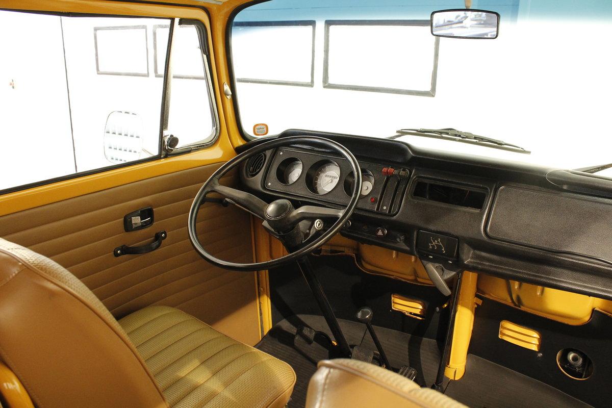1972 Volkswagen T2 2.0 Westfalia Camper  For Sale (picture 4 of 6)
