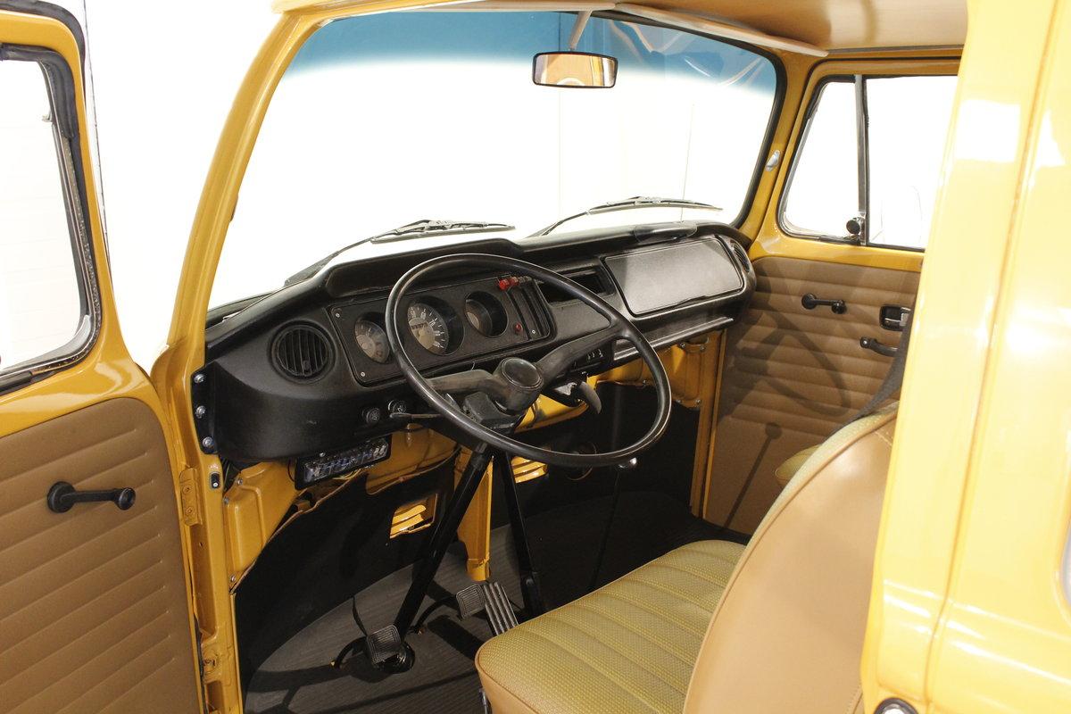 1972 Volkswagen T2 2.0 Westfalia Camper  For Sale (picture 5 of 6)